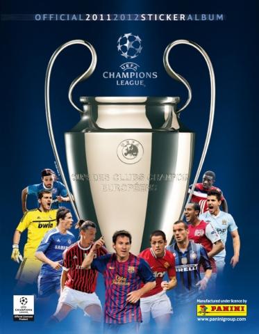 Stuttgart-News.Net - Stuttgart Infos & Stuttgart Tipps | Am 13. Januar kommt Panini mit einer Stickerkollektion zur UEFA-Champions-League®-Saison 2011/12 auf den Markt.