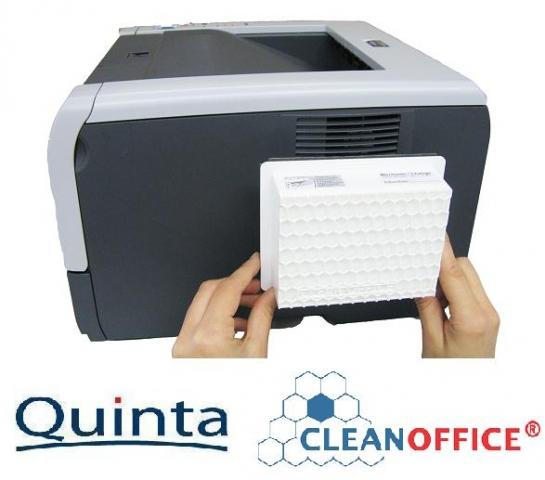 Hamburg-News.NET - Hamburg Infos & Hamburg Tipps | Clean Office Filter passen auf alle Laserdrucker und senken nachweislich die Feinstaubbelastung im Büro