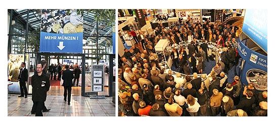 Berlin-News.NET - Berlin Infos & Berlin Tipps | Die World Money Fair in Berlin wird vom 3. bis 5. Februar 2012 zum Mekka für Münzensammler