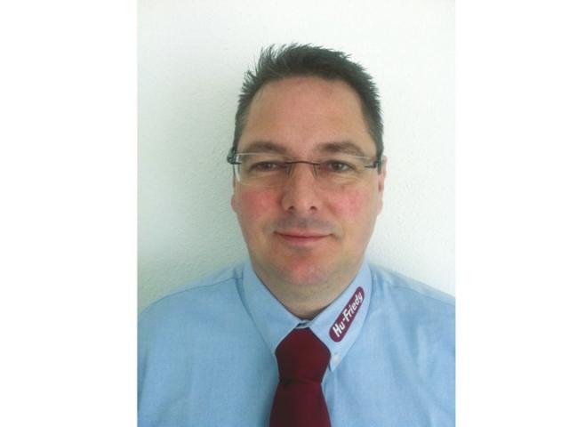 Account Manager Olaf Westening verstärkt seit Januar das Sales Team von Hu-Friedy