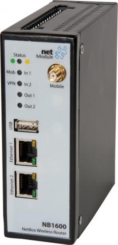 Hardware Infos & Hardware Tipps @ Hardware-News-24/7.de | NetBox NB1600-LTE: Highspeed M2M Router für ultrahohe Bandbreite