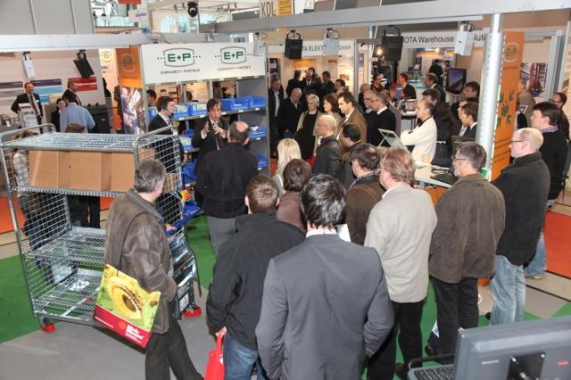 Rom-News.de - Rom Infos & Rom Tipps | E+P auf der LogiMAT 2011