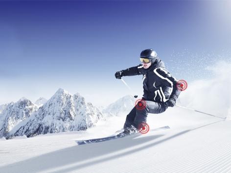 BIO @ Bio-News-Net | Voltaren Schmerzgel für die Reiseapotheke beim Skifahren