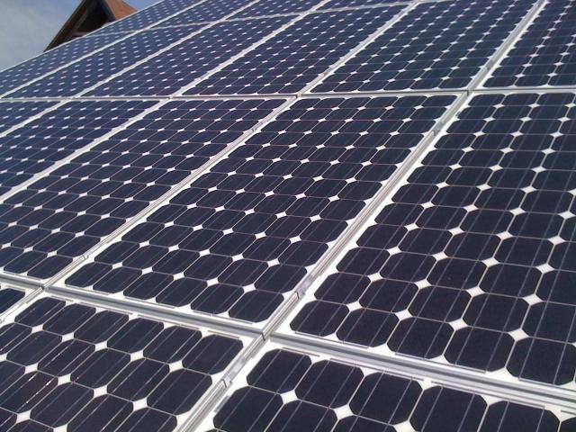 Alternative & Erneuerbare Energien News: Photovoltaik liefert Elektrizität