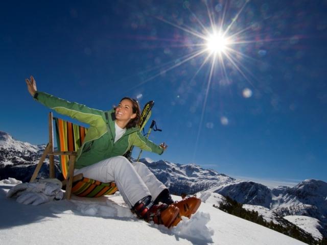 Hotel Infos & Hotel News @ Hotel-Info-24/7.de | Einfach paradiesisch: Frühling im Schnee.
