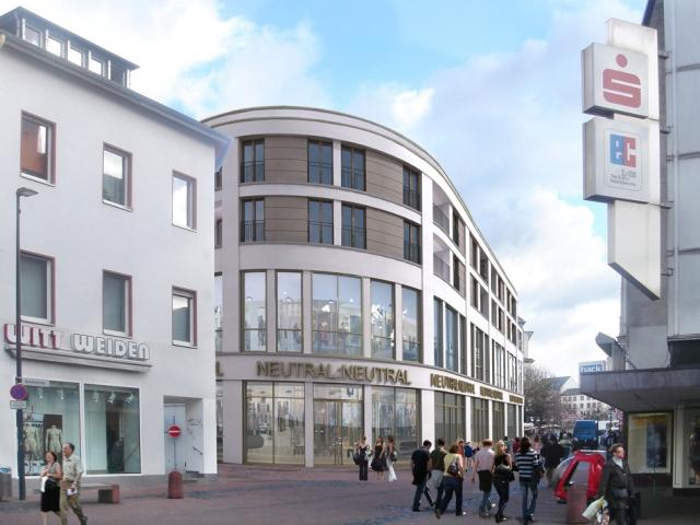 Europa-247.de - Europa Infos & Europa Tipps | City Gate setzt architektonisch und ökologisch Zeichen in der Siegburger Innnenstadt