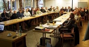Sport-News-123.de | Vertreter von Malerfachbetrieben lernten bei den Geroldseck-Seminaren Neuigkeiten zu Techniken, Materialien, Gestaltung und rechtlichen Aspekten kennen.