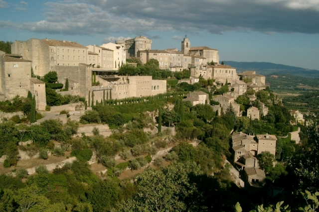 Frankreich-News.Net - Frankreich Infos & Frankreich Tipps | Das Dörfchen Gordes im Luberon
