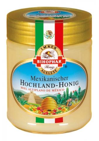 Australien News & Australien Infos & Australien Tipps | Neu in der Länderrange von BIHOPHAR: der Mexikanische Hochland-Honig
