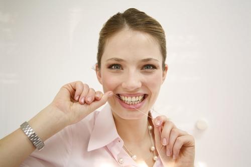Tickets / Konzertkarten / Eintrittskarten | Zahnseide ist trotz gründlichem Zähneputzen sehr wichtig