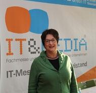 Hessen-News.Net - Hessen Infos & Hessen Tipps | Brigitte Zypries - Mitglied des Deutschen Bundestages - Schirmherrin der IT&Media