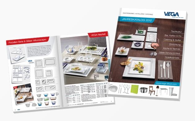 Hotel Infos & Hotel News @ Hotel-Info-24/7.de | Ideen für Gastronomen auf 580 Seiten: der VEGA-Jahreskatalog 2012