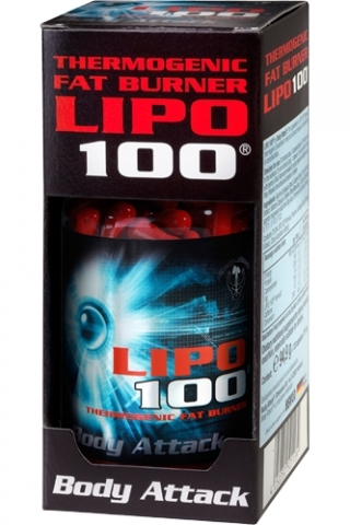 Einkauf-Shopping.de - Shopping Infos & Shopping Tipps | Fatburner - LIPO 100 von Body Attack