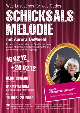 Tickets / Konzertkarten / Eintrittskarten | Plakat der Veranstaltung