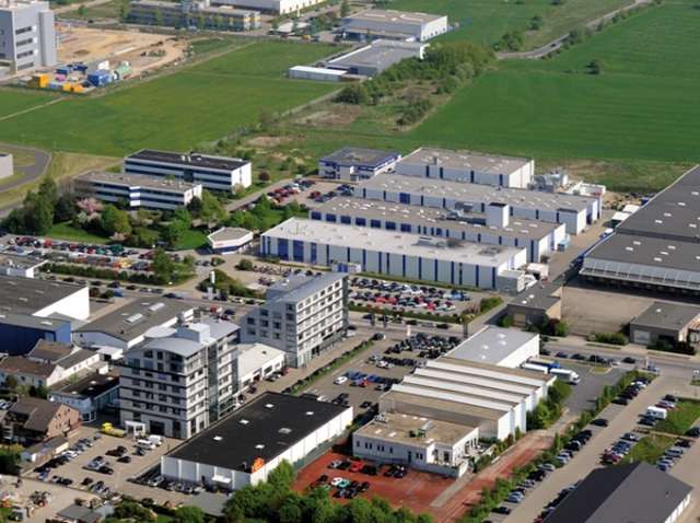 Hauptsitz der FEV GmbH in Aachen