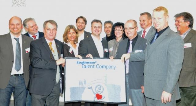 Amerika News & Amerika Infos & Amerika Tipps | Eröffnung der jüngsten Strahlemann Talent-Company an der Martin-Buber-Schule im hessischen Heppenheim.