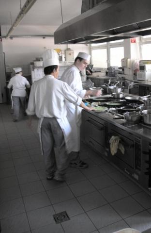 Gute Küche und gutes Marketing - dann kommt der Erfolg