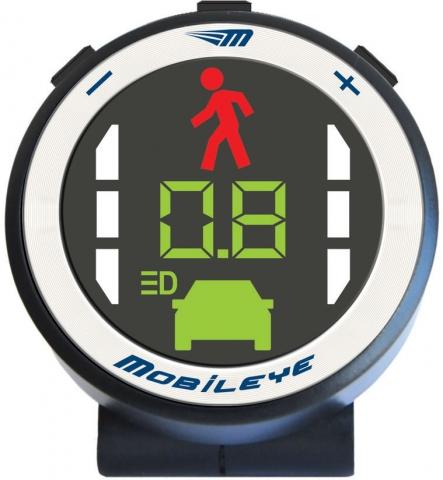 Japan-247.de - Japan Infos & Japan Tipps | Mobileye C2-270 - das umfassendste nachrüstbare Fahrerassistenzsystem