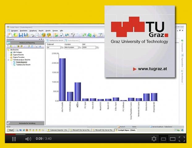 Duesseldorf-Info.de - Düsseldorf Infos & Düsseldorf Tipps | Screenshot / Lehrfilm, aufbauend auf Cubeware
