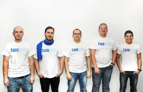 Auto News | Das Team rund um facetoolz: Nils Fröhlich, Fabian Hilbich, Frank Biniasch, Sven Lachmund und André Wenzel (von links).