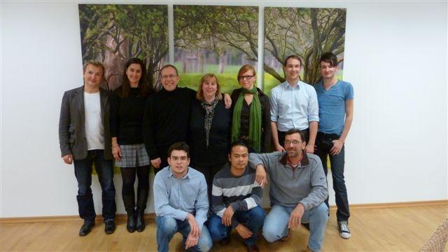 Berlin-News.NET - Berlin Infos & Berlin Tipps | Abschluss des Kurses - IT-Administrator für Gehörlose