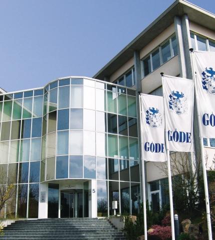 Auto News | Der Firmensitz von Bayerisches Münzkontor im bayerischen Waldaschaff
