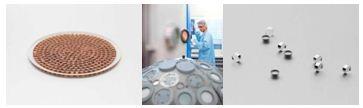 Niedersachsen-Infos.de - Niedersachsen Infos & Niedersachsen Tipps | FISBA OPTIK AG fertigt große Mengen kleiner optischer Fenster aus Glas. Die polierten und beschichteten Komponenten werden zu einem wettbewerbsfähigen Preis geliefert, der es ermöglicht, qualitativ minderwertigere Abdeckungen aus Plastik zu ersetzen.