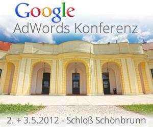 Einkauf-Shopping.de - Shopping Infos & Shopping Tipps | 1. deutschsprachige Google AdWords Konferenz, 2.+3.5.2012, Wien