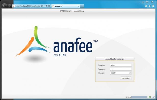 Anafee 4 - wertorientierte Steuerung von IT- und Shared Services