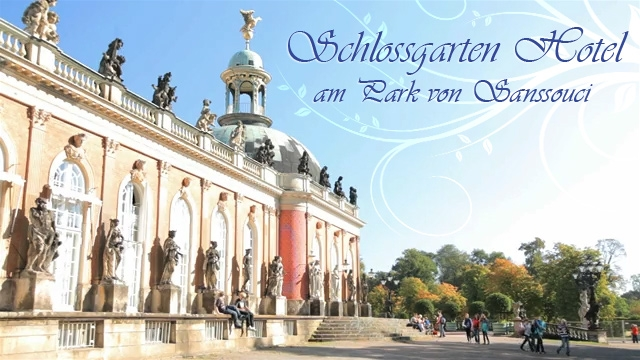 Ost Nachrichten & Osten News | Schlossgarten Hotel am Park von Sanssouci