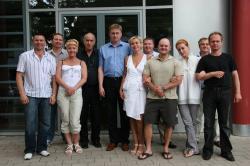 Ost Nachrichten & Osten News | Foto: Präsident der EUMU Hatto Brenner, Akademieleiter Eugen Murdasow u.a..