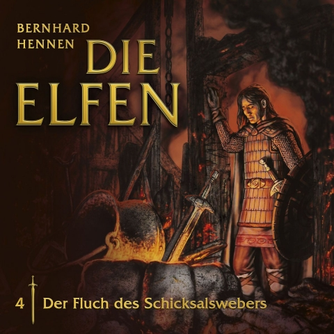 Berlin-News.NET - Berlin Infos & Berlin Tipps | Hörspiel-Cover Die Elfen 4