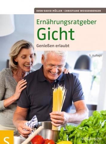 Berlin-News.NET - Berlin Infos & Berlin Tipps | Der Ernährungsratgeber Gicht von Sven-David Müller erscheint in der 5. Auflage