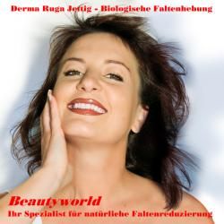 SeniorInnen News & Infos @ Senioren-Page.de | Foto: Derma Ruga Jetting, biologische Faltenhebung in der Beautyworld-Glienicke.