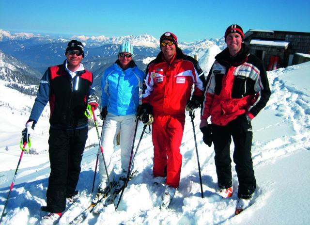 Auto News | Ein Skiurlaub gemeinsam mit dem Skiweltmeister Michael Walchhofer.