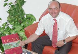 Alternative & Erneuerbare Energien News: Foto: Fred Kehler, Geschäftsführer der Havelland- Wind GmbH.