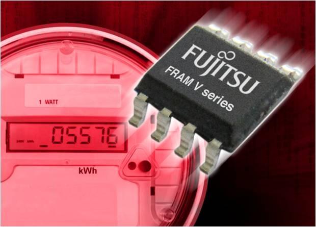 Auto News | Die neue FRAM-V-Serie von Fujitsu Semiconductor bietet effizientere Lösungen in Design und Logistik für Industrie und Zählerapplikationen.