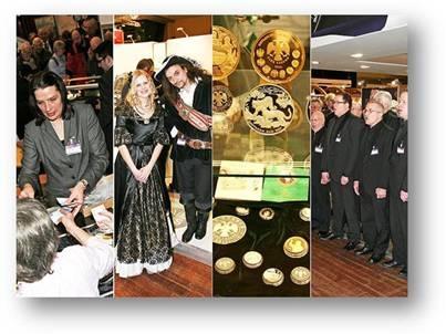 Grossbritannien-News.Info - Großbritannien Infos & Großbritannien Tipps | World Money Fair 2012 - Münzen-Messe - www.mdm.de