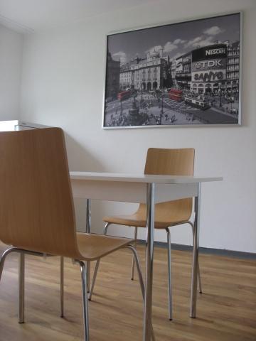 Europa-247.de - Europa Infos & Europa Tipps | Aufenthaltsraum A1 Hostel Nürnberg