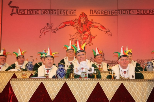 Baden-Württemberg-Infos.de - Baden-Württemberg Infos & Baden-Württemberg Tipps | Stockacher Narrengericht verurteilt Philip Rösler FDP