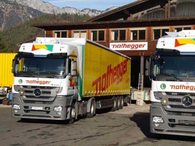 Oesterreicht-News-247.de - Österreich Infos & Österreich Tipps | Die Nothegger Transport Logistik GmbH hat seit 1992 mit Hilfe der Frachtenbörse Teleroute über 200 Neukunden gewonnen.