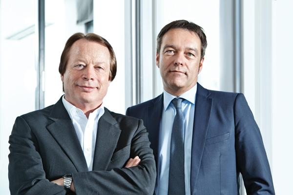 Auto News | Huth + Wenzel: Geschäftsführer Heinz Huth und Andreas Liehr