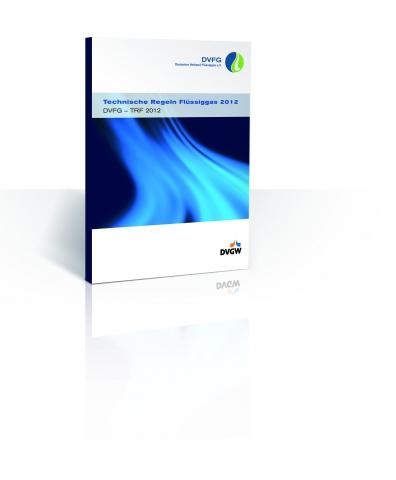 Autogas / LPG / Flüssiggas | Technische Regeln Flüssiggas 2012 (© by wvgw Verlag)