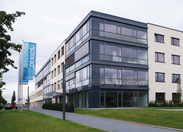 Shopping -News.de - Shopping Infos & Shopping Tipps | Das Verwaltungsgebäude der DENIOS AG in Bad Oeynhausen