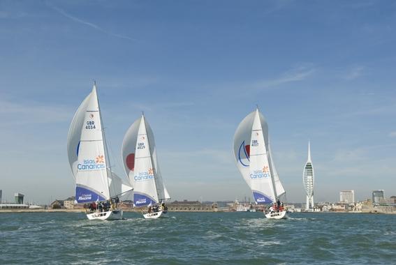 Sport-News-123.de | Sunsail bietet eine Flotte von 42 baugleichen F40
