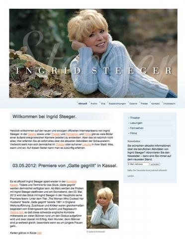 Sachsen-Anhalt-Info.Net - Sachsen-Anhalt Infos & Sachsen-Anhalt Tipps | Gelungener Internetauftritt: www.ingridsteeger.de