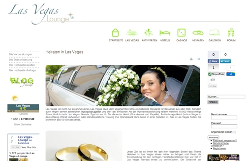 Berlin-News.NET - Berlin Infos & Berlin Tipps | heiraten in las vegas, hochzeit in las vegas, las vegas