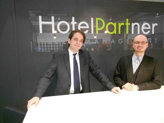 Oliver Zurwerra und Claudio Dal Negro, HotelPartner GmbH