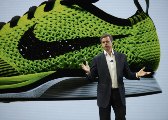 New-York-News.de - New York Infos & New York Tipps | Nike Präsident und CEO Mark Parker präsentiert Produktinnovationen für den Sommer