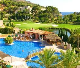Baden-Württemberg-Infos.de - Baden-Württemberg Infos & Baden-Württemberg Tipps | Deutsche Golfer lieben Mallorca - hier das Dorint Royal Golfresort Camp de Mar, www.golfmotion.com